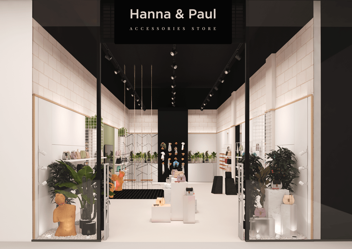 Hanna&Paul - entrance