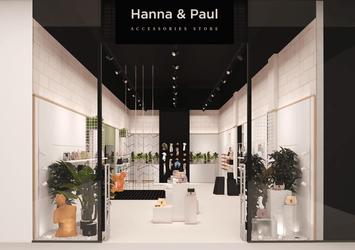 Hanna&Paul - entrance