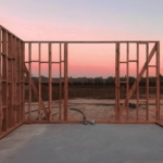 Principles of designing a frame house